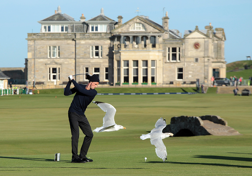 The Alfred Dunhill Links Gallery - Week Two