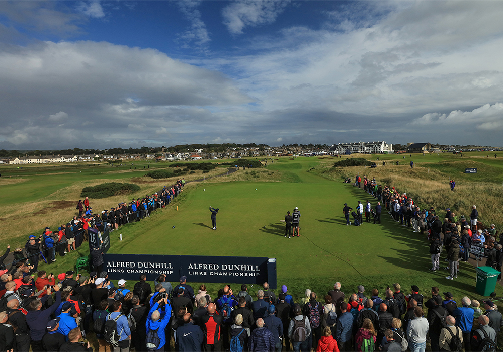 The Alfred Dunhill Links Gallery - Week Four