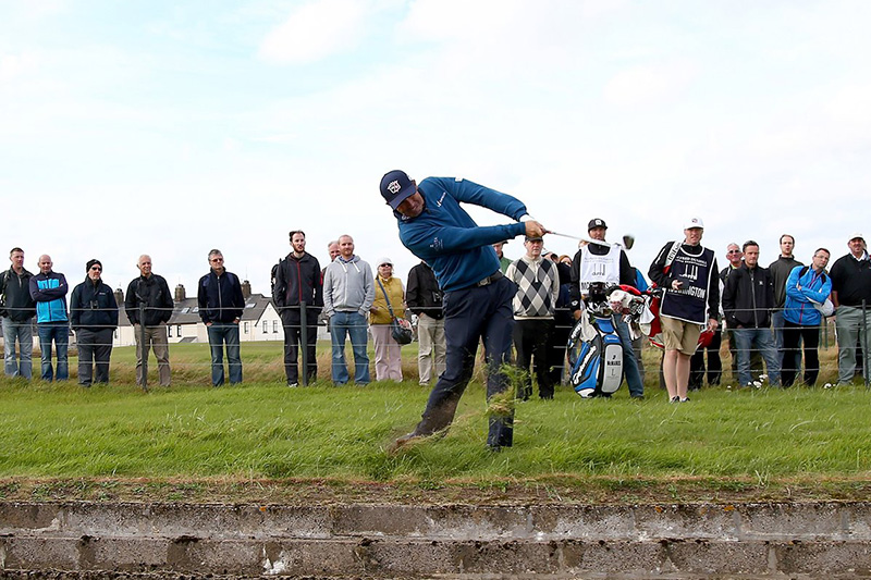 Padraig's Picks -18th Championship Course, Carnoustie