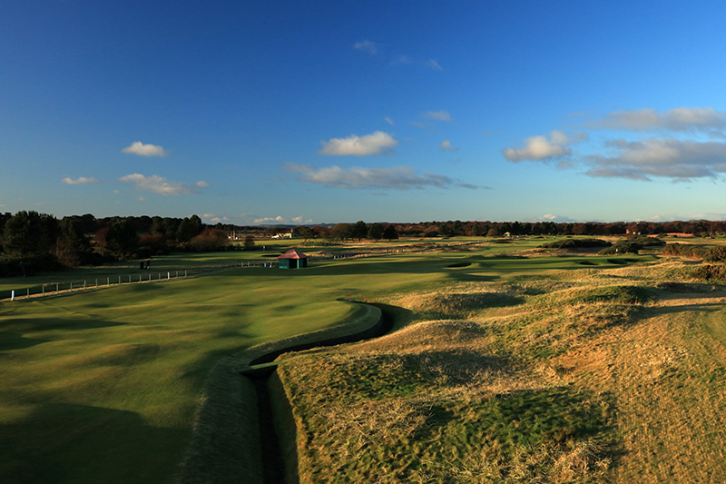 Padraig's Picks - Hogan's Alley (6th at Carnoustie)